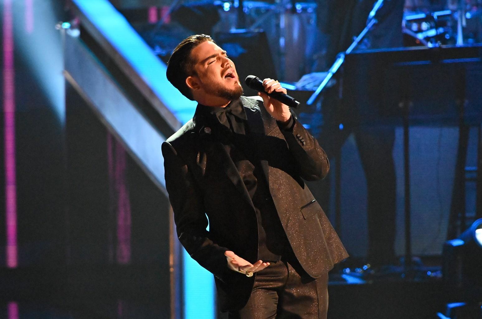 Adam Lambert Kennedy Center Honors