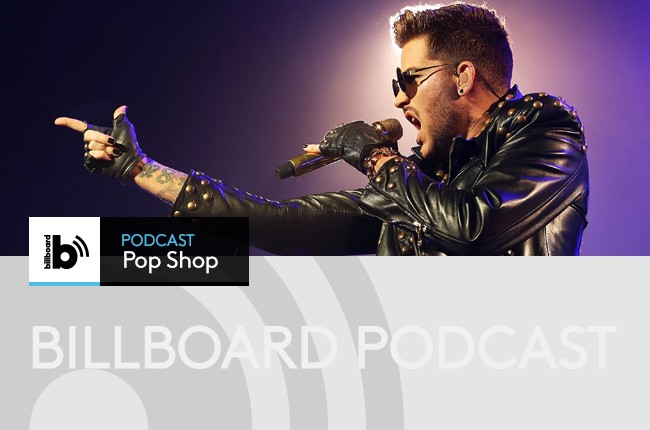 adam lambert popshop podcast