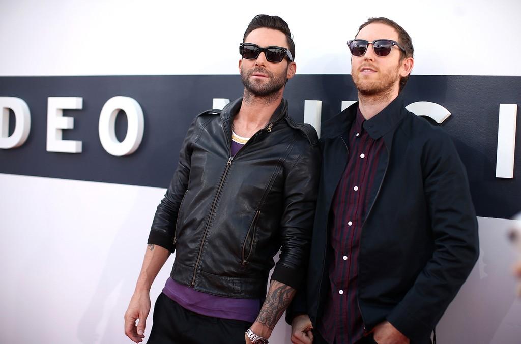 Adam Levine, MTV VMAs
