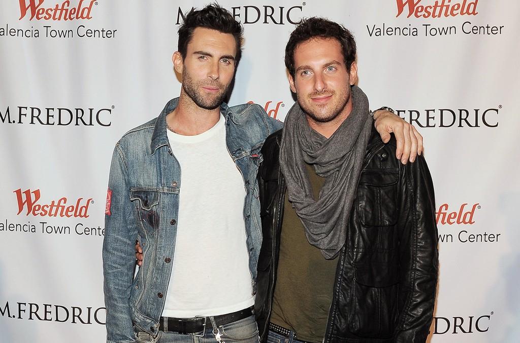 Adam Levine & Michael Levine, 2011