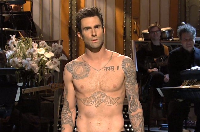 Adam Levine, SNL
