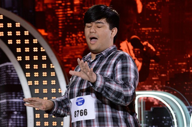 Adam Sanders, American Idol
