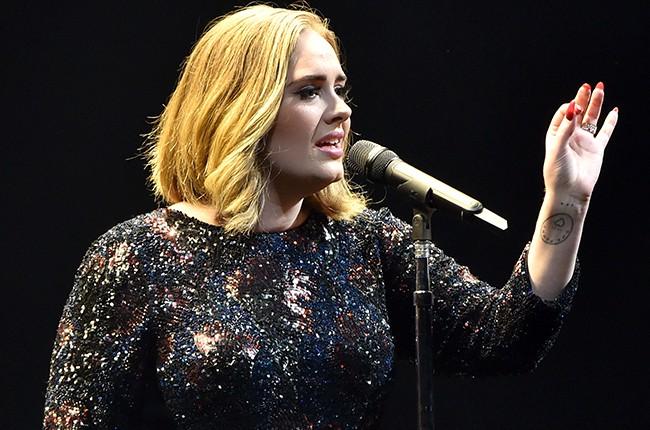 Adele 02 arena 2016
