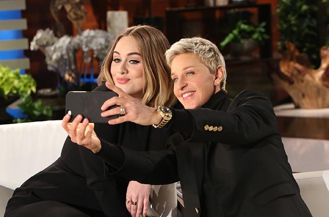 Adele Ellen DeGeneres
