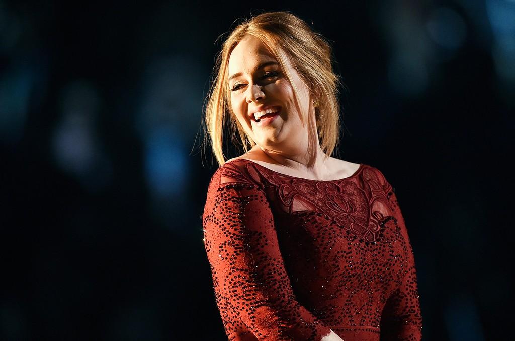 Adele, Grammys 2016