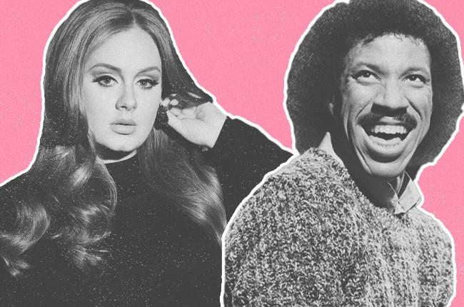 Adele Lionel Richie