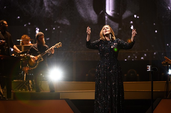 Adele Manchester Arena 2016