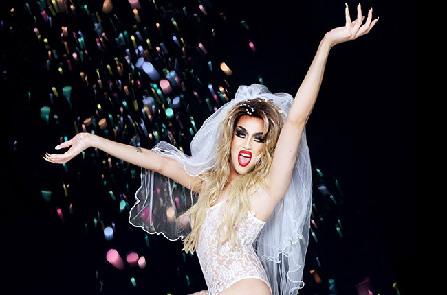 Adore Delano from  RuPaul's Drag Race