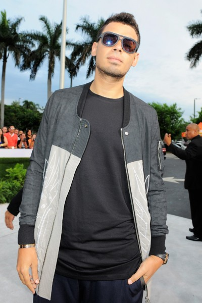 "Afrojack attends the 2015 Billboard Latin Music Awards ""Premios Billboard"""