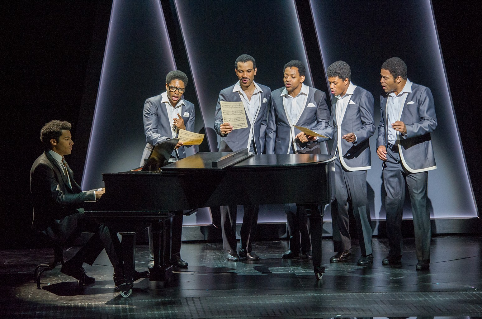'Ain't Too Proud — The Life and Times of The Temptations'