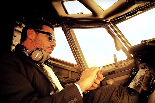 Airplane  Plagio 2015