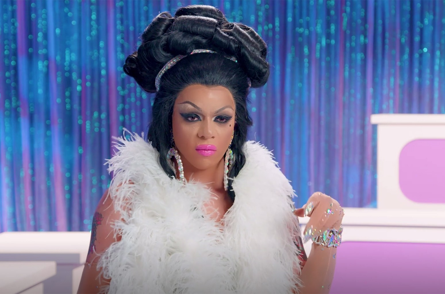 Crystal LaBeija: 5 Things to Know About the Ballroom & Drag Icon |  Billboard | Billboard