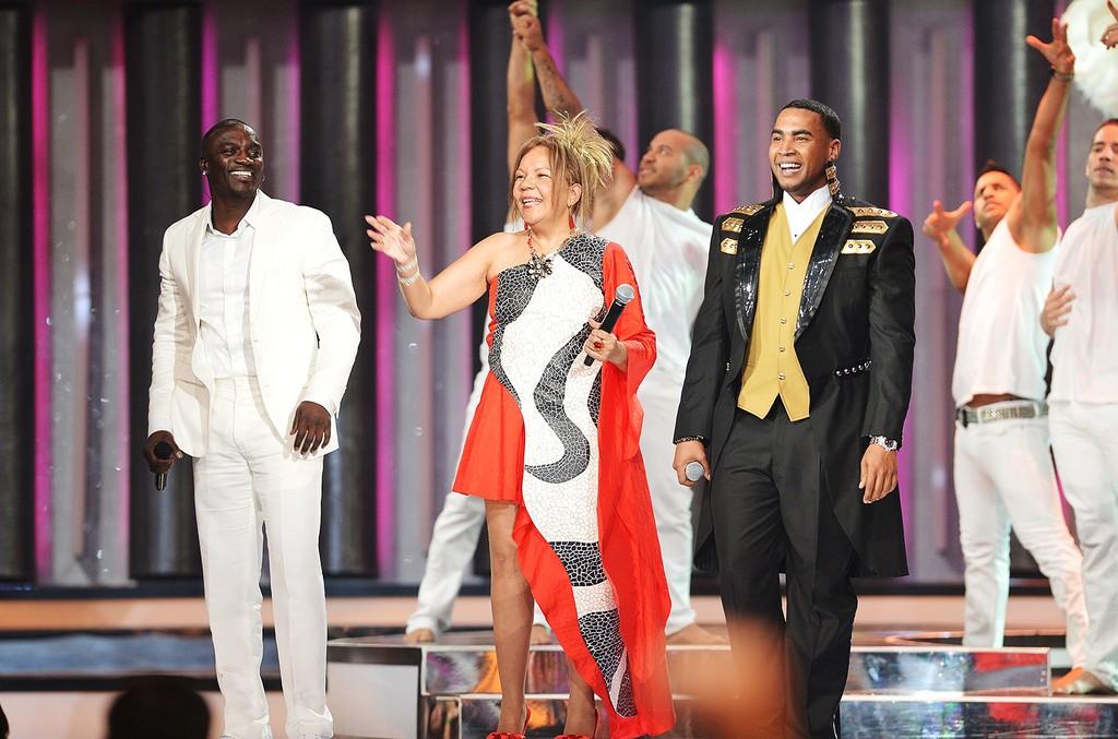 Akon, Loalwa Braz & Don Omar