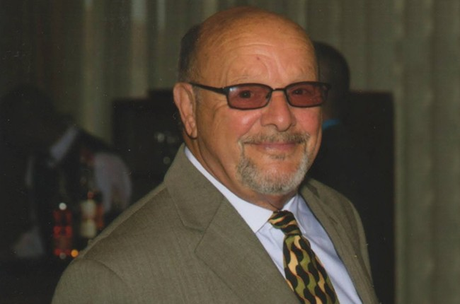 Al Bunetta photographed at a Juri Bunetta Friendship Foundation event.