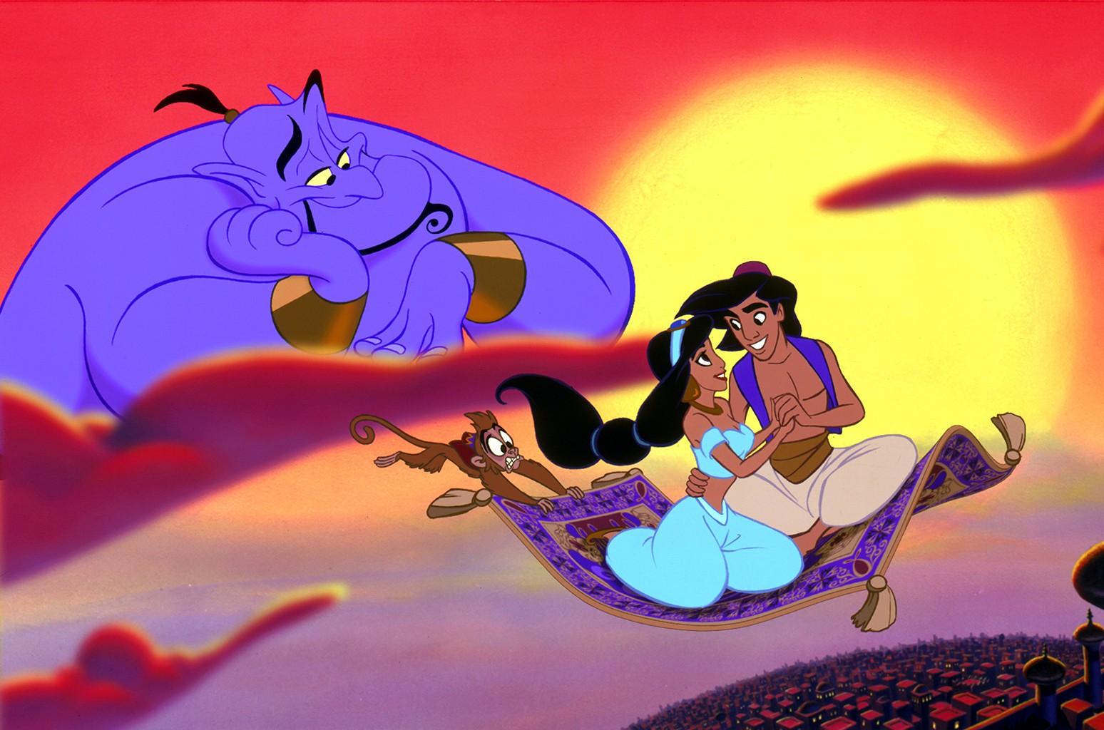 Aladdin in 1992