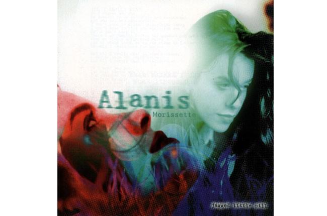 Alanis Morissette, 2014.