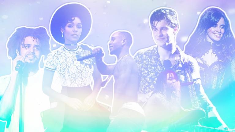 The 50 Best Albums of 2018 (So Far): Critics' Picks