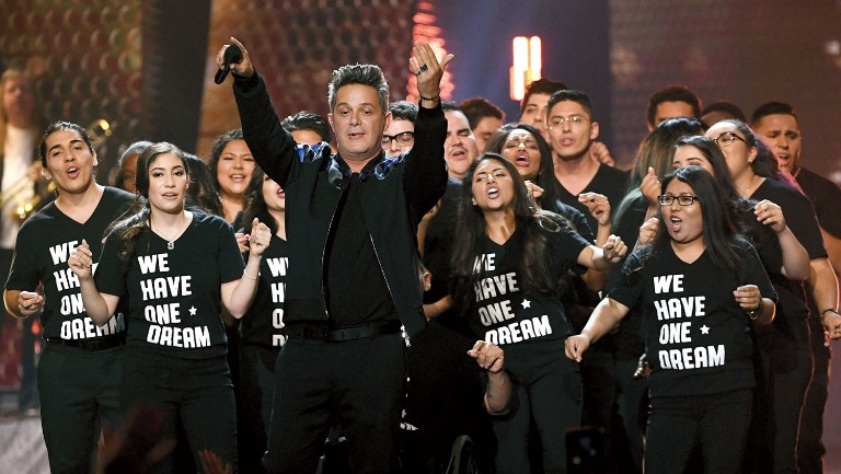 <p>Sanz, who performed at the Latin Grammys in 2017 alongside &ldquo&#x3B;Dreamers,&rdquo&#x3B; is 2019&rsquo&#x3B;s top nominee, with eight nominations.</p>