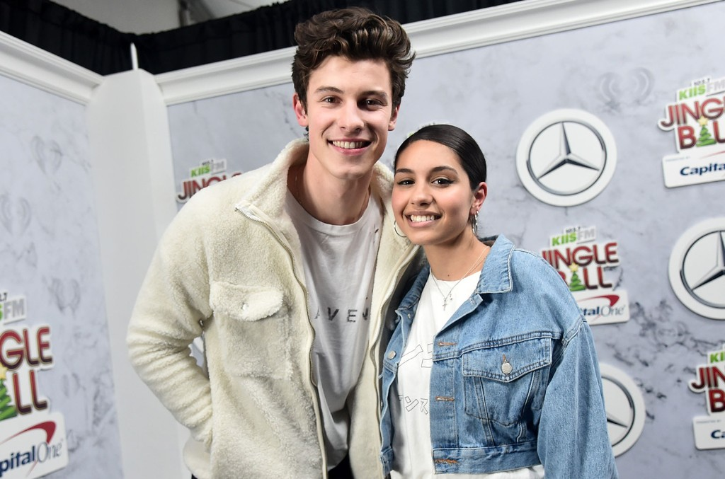 Shawn Mendes and Alessia Cara