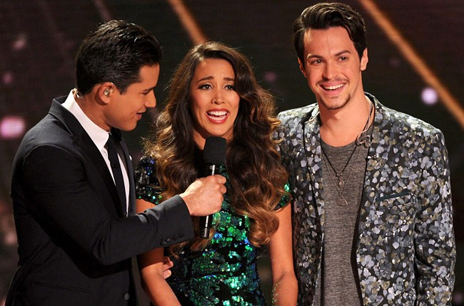Alex & Sierra win The X Factor