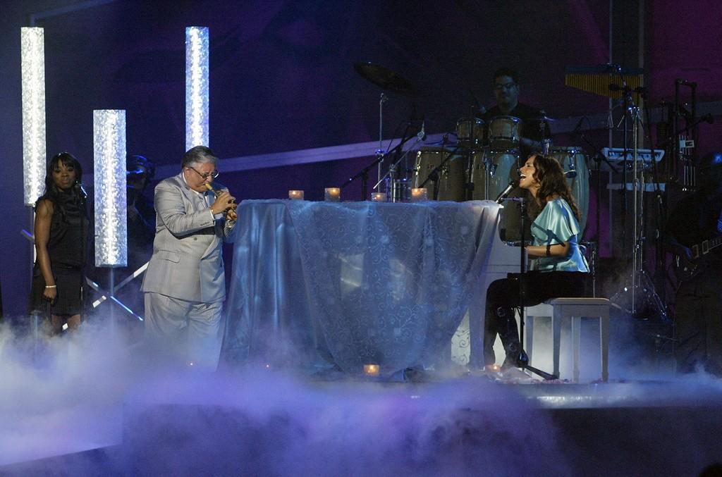 Arturo Sandoval & Alicia Keys