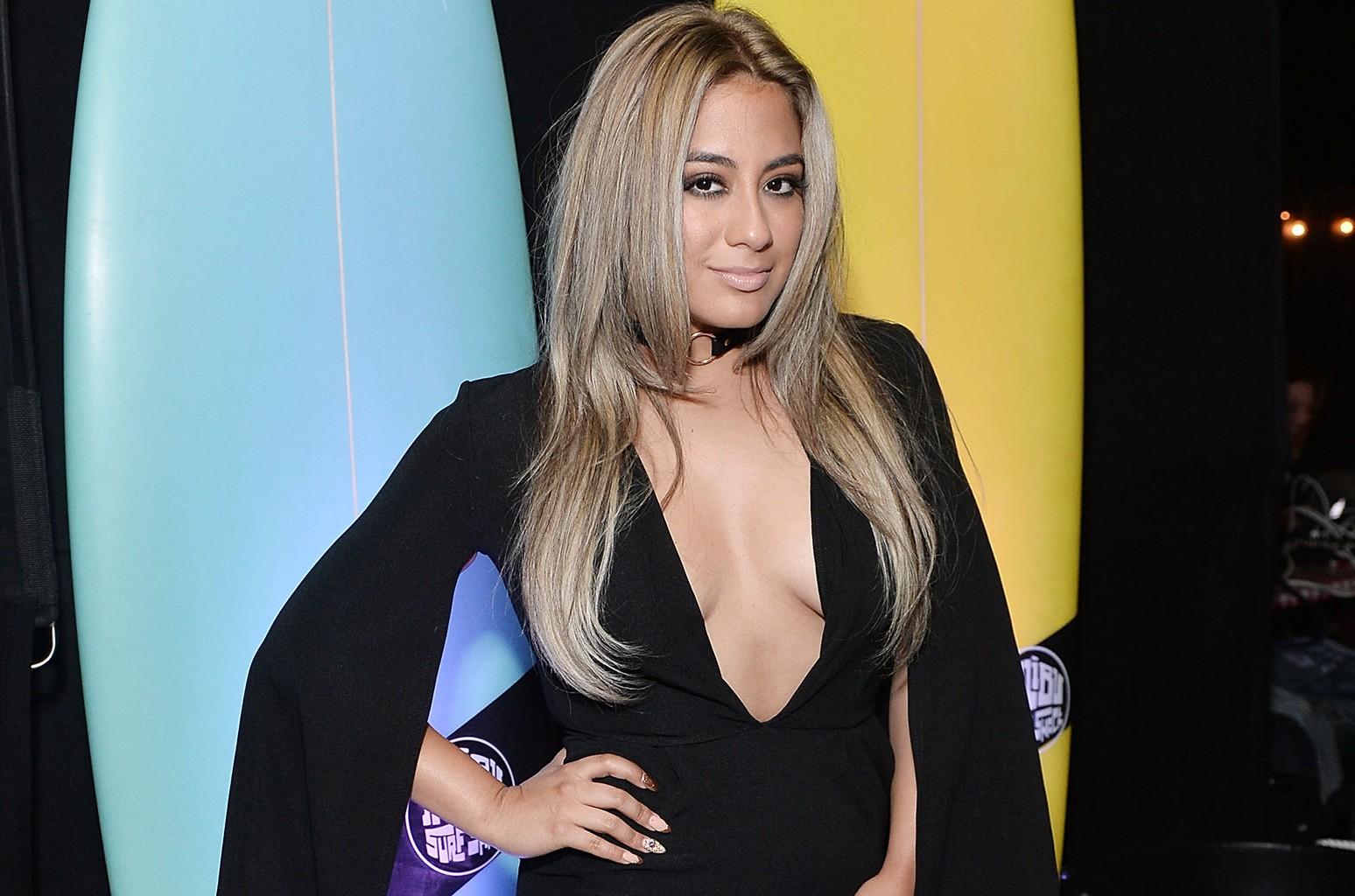 Ally Brooke in 2016