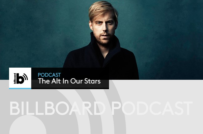 The Alt in Our Stars Podcast Featuring Andrew McMahon