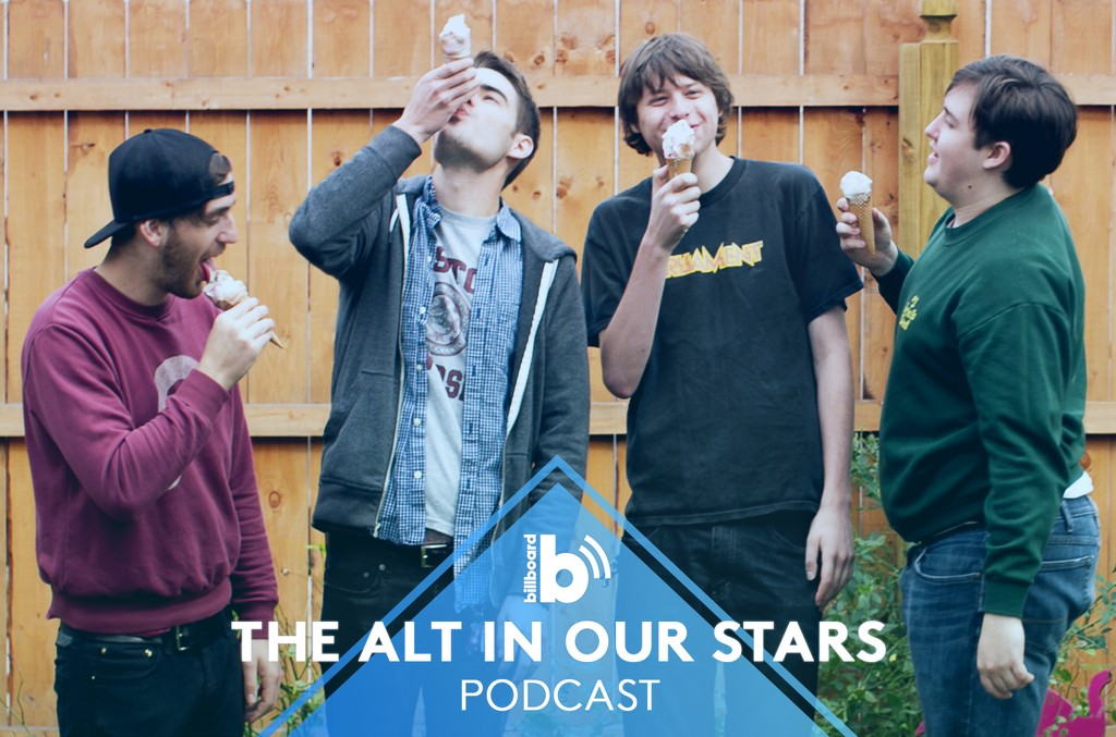 The Alt in Our Stars featuring: Modern Baseball
