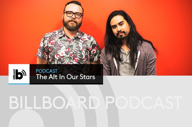 Silversun Pickups Alt in Our Stars Podcast 2015
