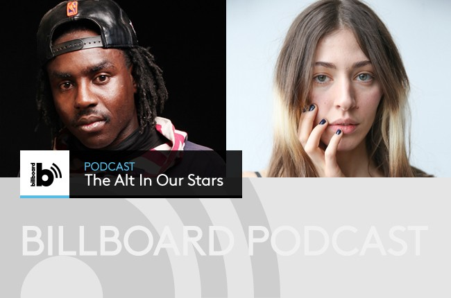 Alt in Our Stars Podcast: Blood Orange and Chairlift
