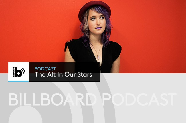The Alt in Our Stars Podcast: Mariel Loveland of Candy Hearts 2015