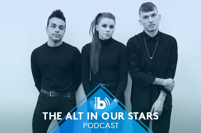 The Alt in Our Stars Podcast featuring: PVRIS