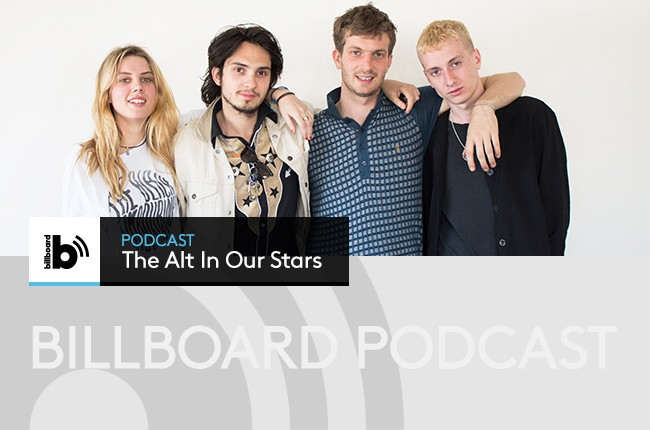 The Alt in Our Stars Podcast: Wolf Alice