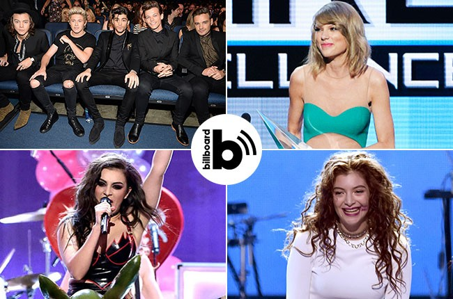 Popshop Podcast: One Direction, Taylor Swift, Charli XCX & Lorde