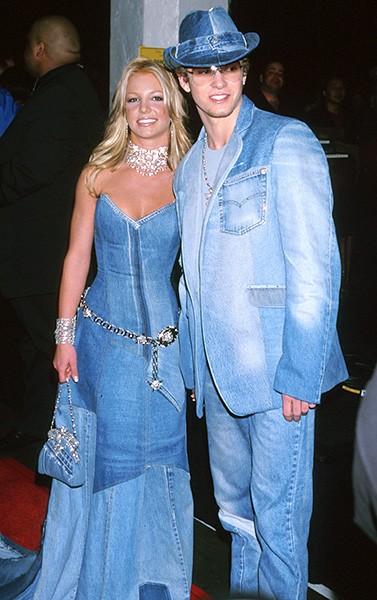The Infamous Denim Duo in 2001