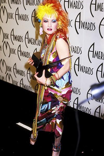 Cyndi Lauper in 1985
