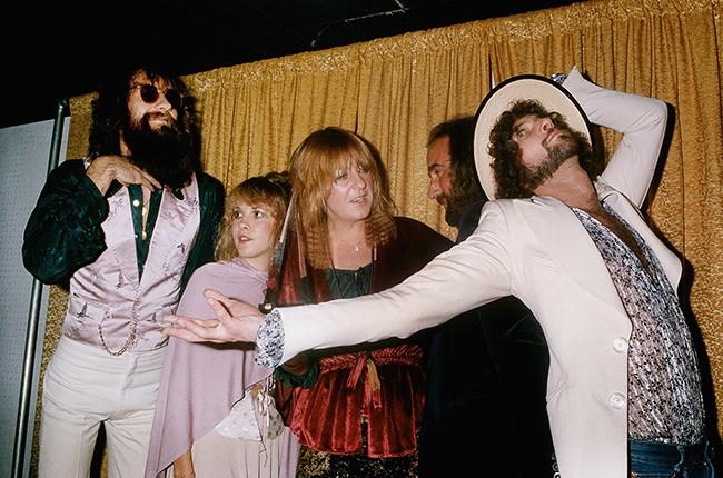 Fleetwood Mac in 1978