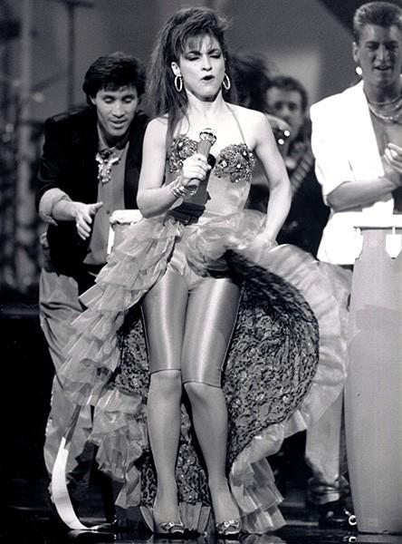 Gloria Estefan in 1988
