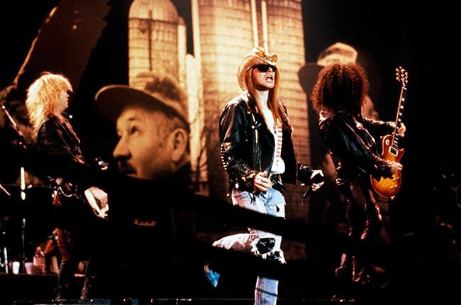 Guns N' Roses in 1990