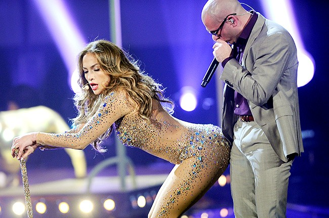 Jennifer Lopez & Pitbull in 2011