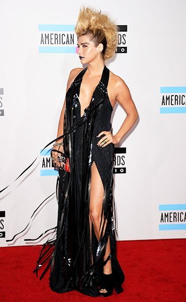 Kesha in 2010