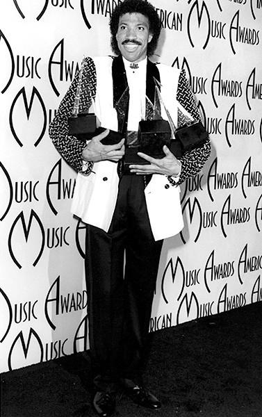 Lionel Richie in 1985