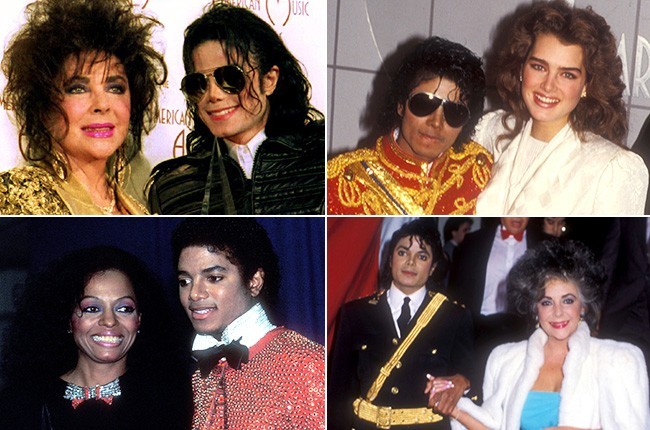 Michael Jackson & His Dates