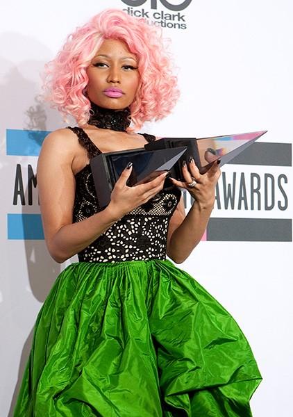 Nicki Minaj in 2011