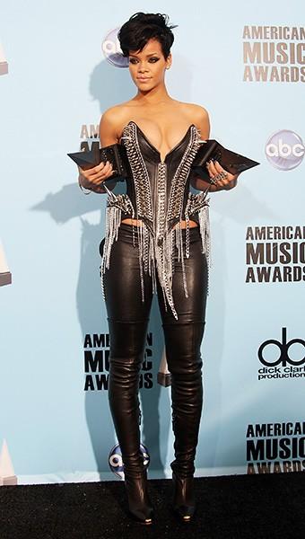 Rihanna in 2008