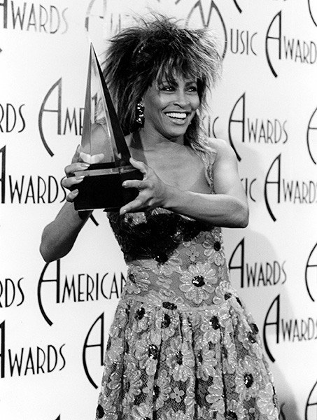 Tina Turner in 1985