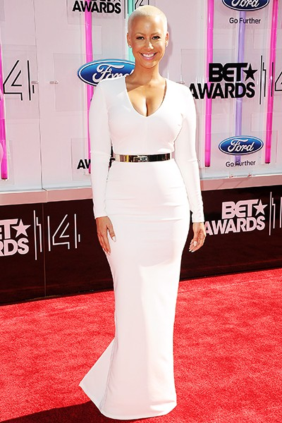 2014 BET Awards Red Carpet: Amber Rose