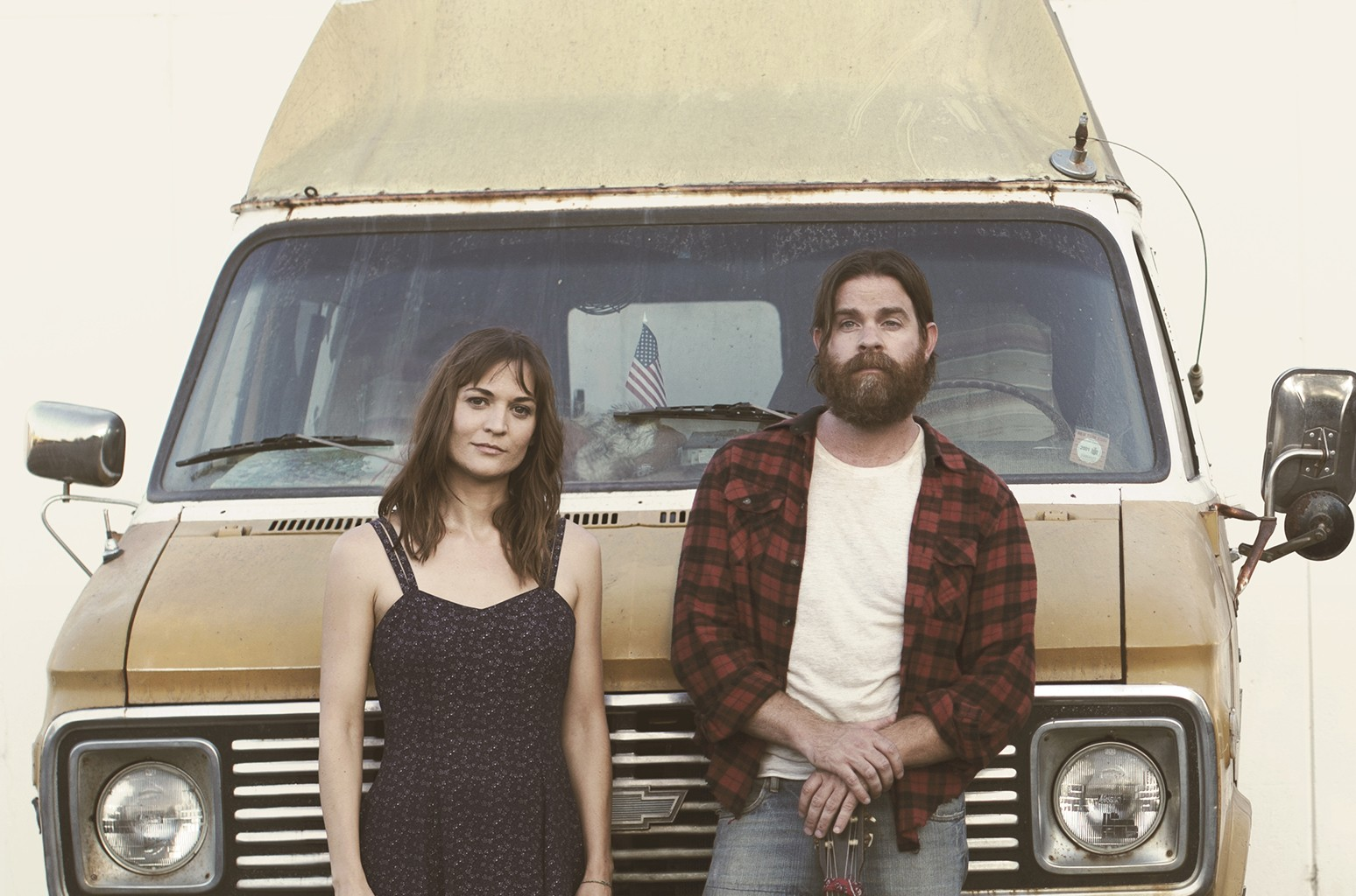 Amber Rubarth and Joe Purdy in American Folk