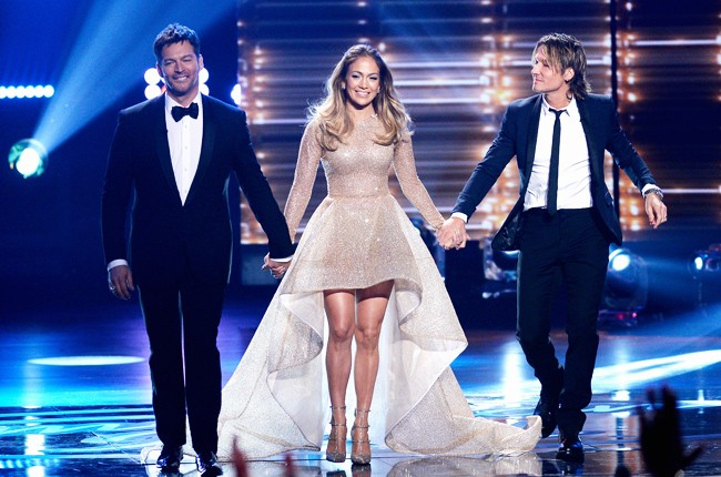 american-idol-finale-Harry-Connick-Jr.-Jennifer-Lopez-and-Keith-Urban