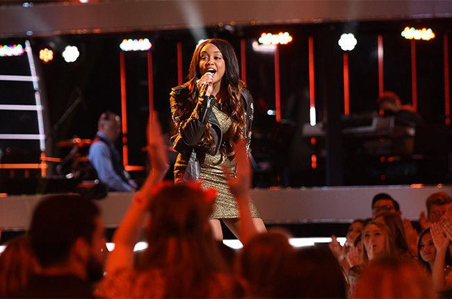 American Idol finalist Sarina Joi Crowe